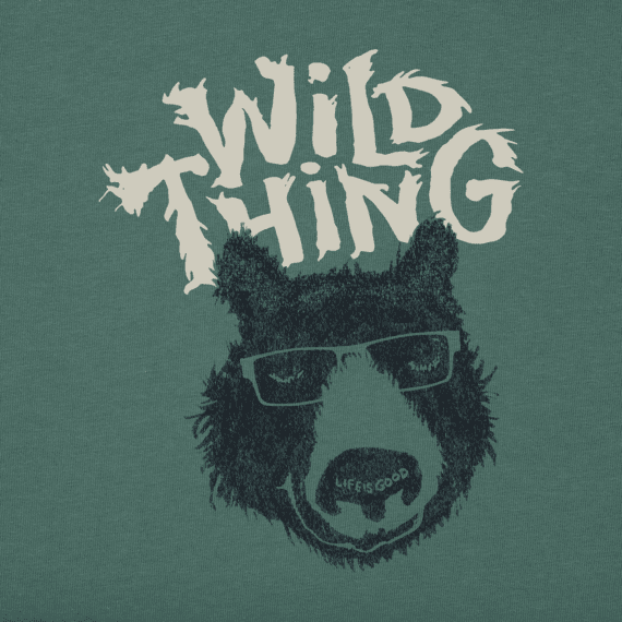 Toddler Wild Thing Bear Crusher Tee
