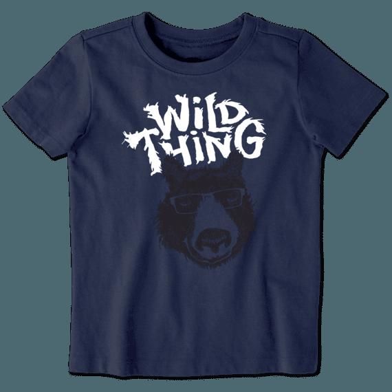 Toddler Wild Thing Crusher Tee