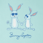Toddlers Bunny System Crusher Tee Crew