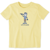 Toddlers Crayon Jake Crusher Tee
