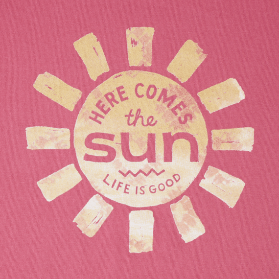 Toddlers Here Comes the Sun Crusher Tee Crew