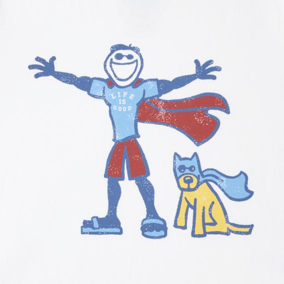 Toddlers Super Jake Crusher Tee