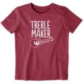 Toddlers Treble Maker Crusher Tee