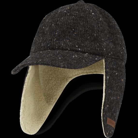 Tweed Elmer Fuzz Hat
