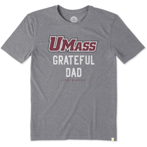 Men's UMass Grateful Dad Cool Tee