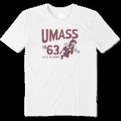 Men's UMass Life is Good Cool Tee