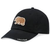 Wander Bear Type Tattered Chill Cap