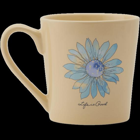 Watercolor Daisy Everyday Mug