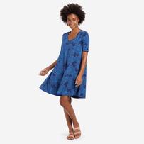 Women's All Over Mandala Swing Dress
