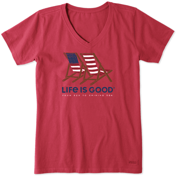 720a31f1 Women's Graphic Tees | Life is Good® Official Website