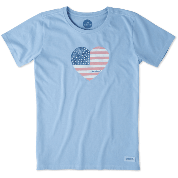 Women's Americana Love Crusher Tee