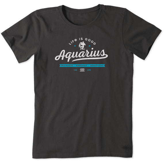 Women's Aquarius Crusher Tee