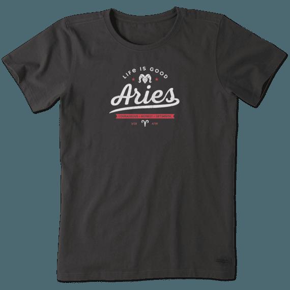Women's Aries Crusher Tee