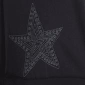 Women's Artsy Stars Simply True Oversized Sweatshirt