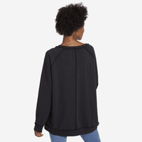 Women's Artsy Stars Simply True Oversized Sweatshirt