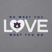 Women's Auburn Do What You Love Cool Vee