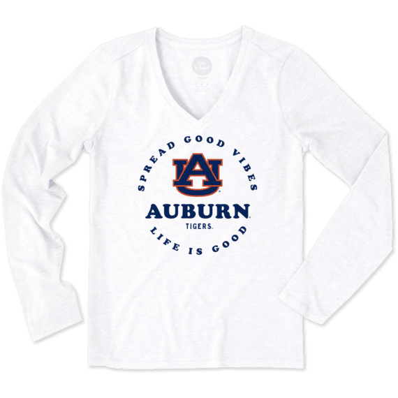 Auburn Tigers T-Shirts | Life is Good® Official Website