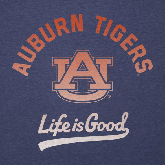 Women's Auburn Tigers Gradient Tailwhip Cool Vee