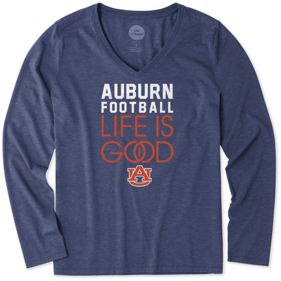 cheap for discount add2d 632bf Auburn Tigers T-Shirts | Life is Good® Official Website