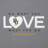 Women's Baylor Do What You Love Cool Vee