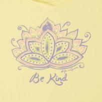 Women's Be Kind Lotus Smooth Scoop Tee
