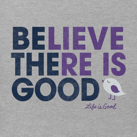 Women's Be The Good LIG Bird Crusher Tee