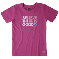 Women's Be the Good Crusher Tee