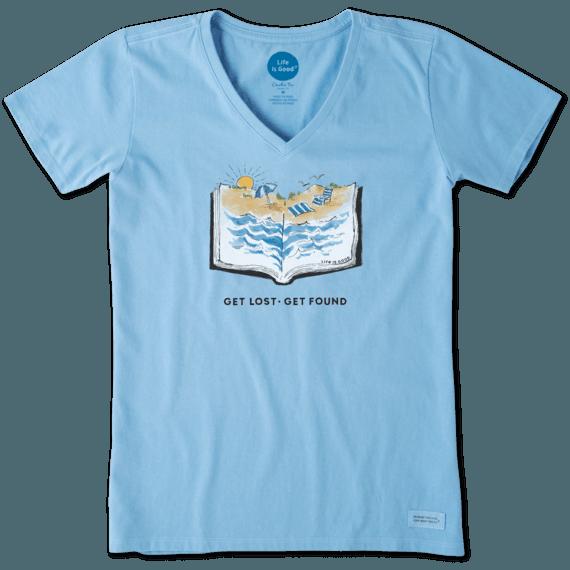 467e8902489 Women's Beach Book Crusher Vee