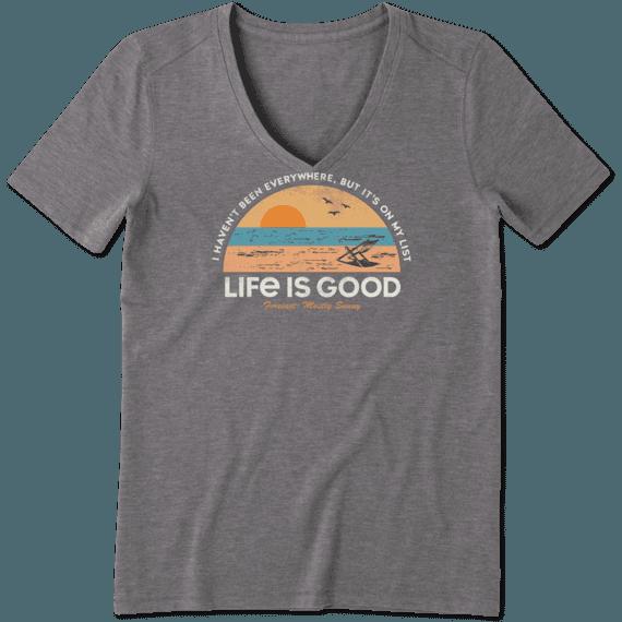 Women's Beach List Cool Vee