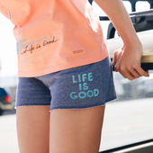 Women's Beachy Short