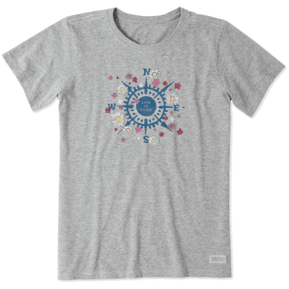 Women's Beauty In All Directions Crusher Tee