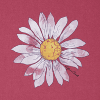 Women's Big Daisy Crusher Tee