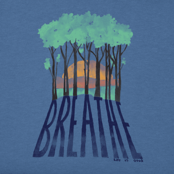 Women's Breathe Trees Crusher Vee