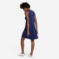 Women's Butterfly Trapeze Pocket Dress