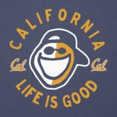 Women's California Face Paint Jake Long Sleeve Cool Vee