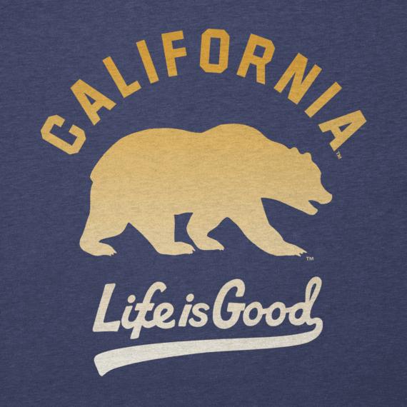 Women's California Golden Bears Gradient Tailwhip Cool Vee