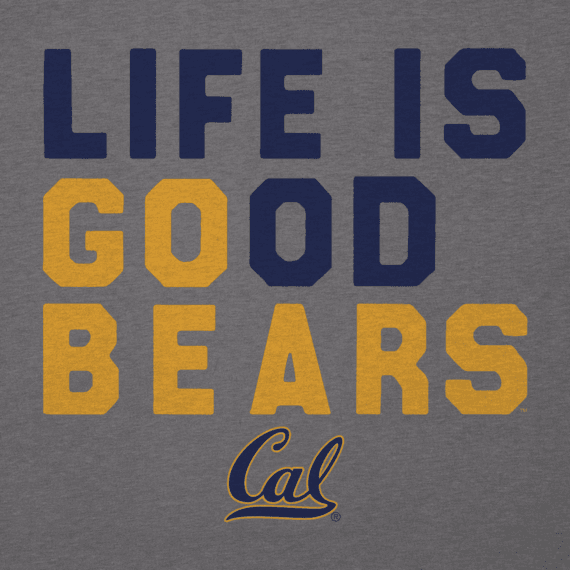 Women's California Golden Bears LIG Go Team Cool Vee
