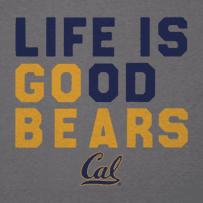 Women's California Golden Bears LIG Go Team Cool Vee