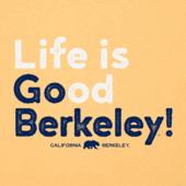 Women's California Life is Good Cool Vee