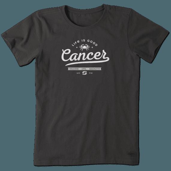 Women's Cancer Crusher Tee