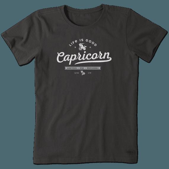 Women's Capricorn Crusher Tee