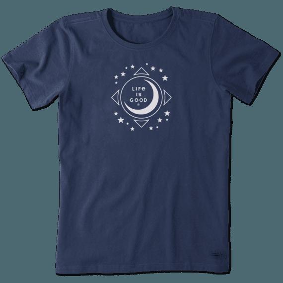 Women's Celestial Coin Crusher Tee