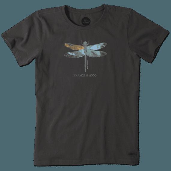 Women's Change Dragonfly Crusher Tee