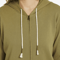 Women's Circle Pine Simply True Zip Hoodie