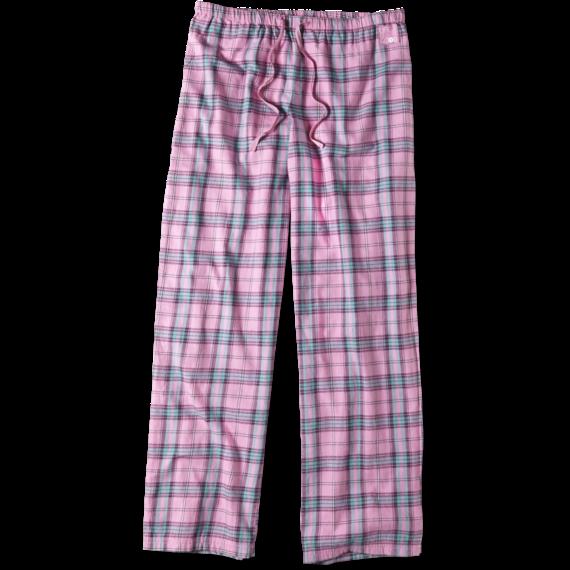 Women's Classic Plaid Sleep Pant