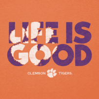 Women's Clemson Life is Good Cool Vee