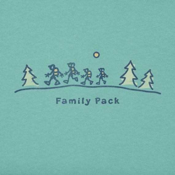 Women's Family Pack Crusher Tee