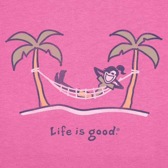 Life is Good Mens Crusher Tee Lig Palm Dot The Life is good Company