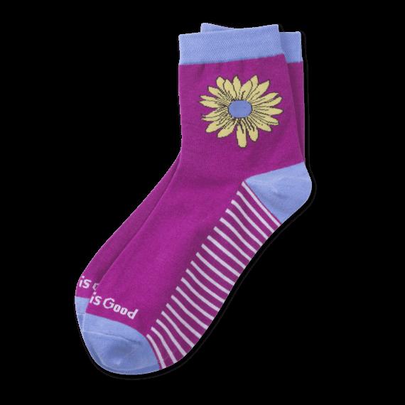 Women's Daisy Anklet Socks