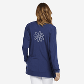 Women's Daisy Embroidery Supreme Team Cardigan